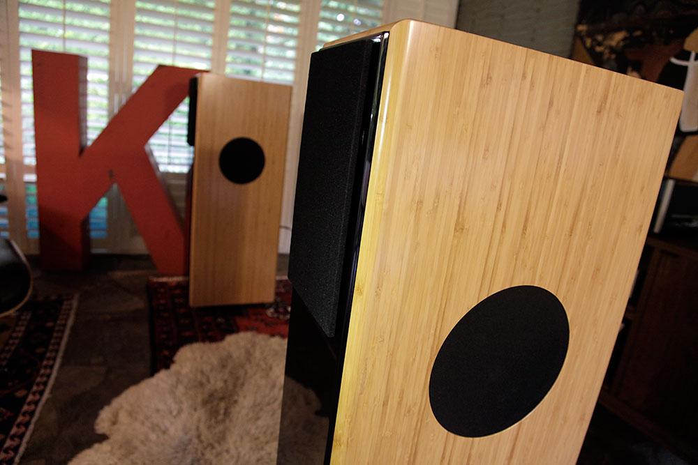 Gibbon X loudspeaker