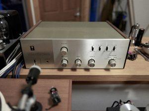 Lansing Amplifier