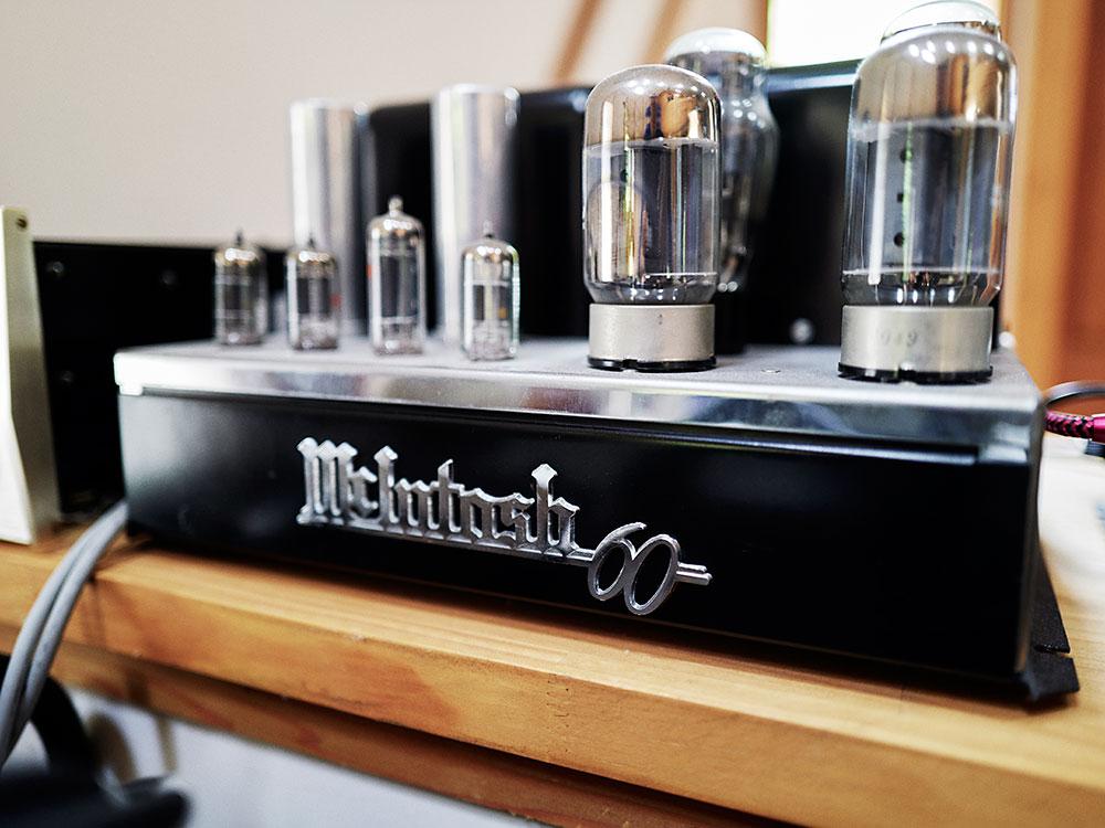 McIntosh amplifier