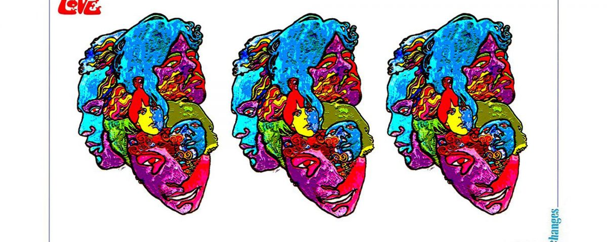 Love, Forever Changes LP Cover