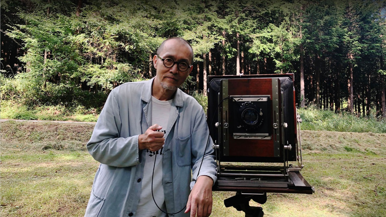 Miko Hasui Self-portrait