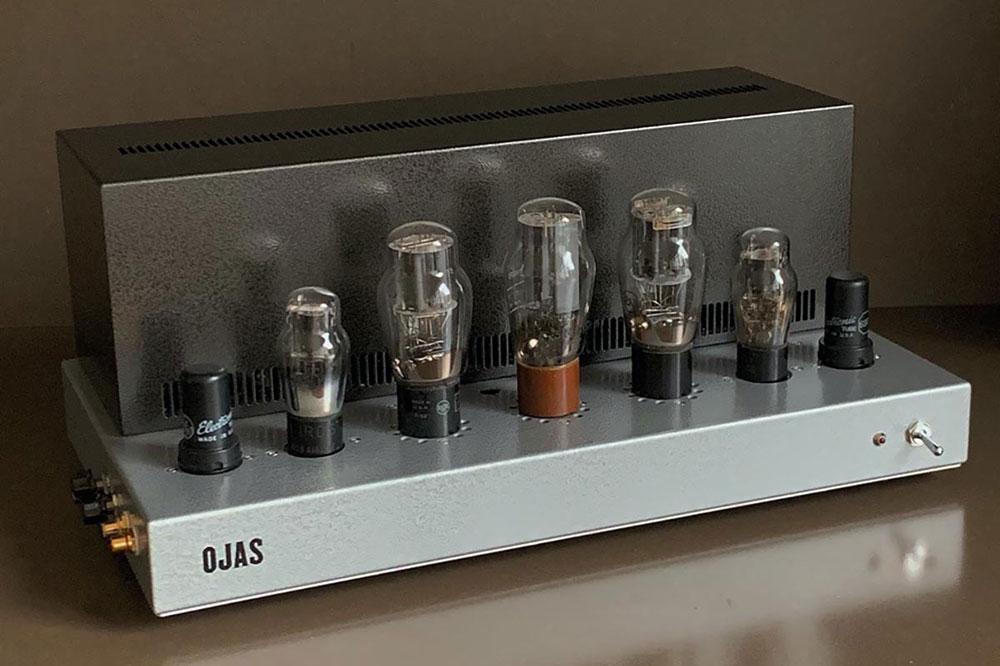 OJAS 2A3 SET Amplifier