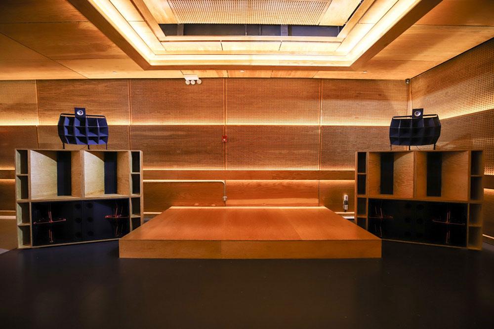 OJAS Public Records Sound Room