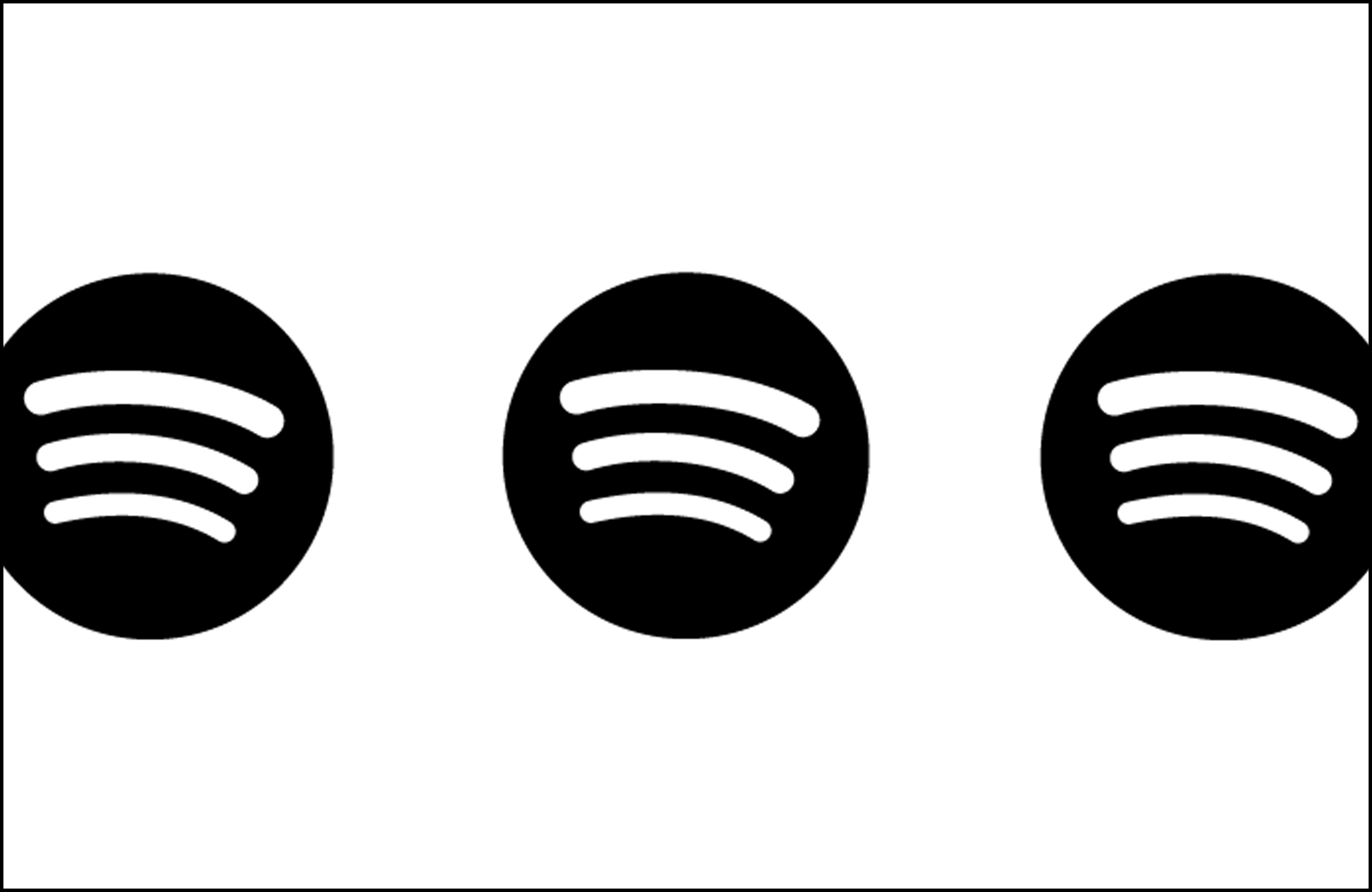 Resistor Spotify Index page