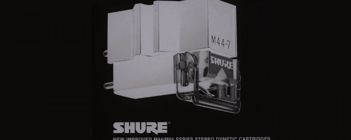 Shure M44-7 Inverted